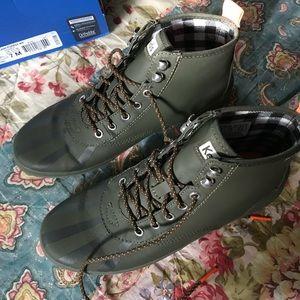 Keds Scout Splash rain boots size 7